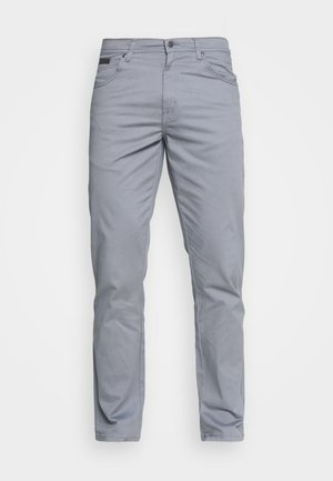 TEXAS - Jeans straight leg - slate blue