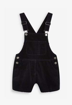 CORD - Dungarees - black