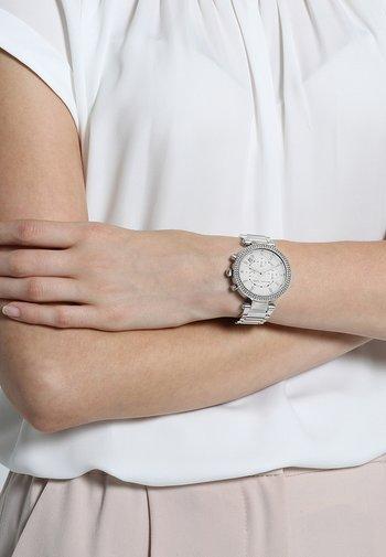 PARKER - Kronografklockor - silver-coloured