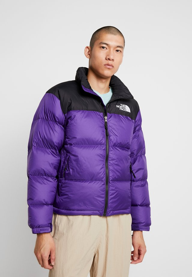 1996 RETRO NUPTSE JACKET - Down jacket - hero purple