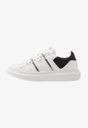 SALERNO - Trainers - white