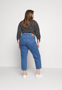 Levi's® Plus - PL 501® CROP - Jeans straight leg - jive stonewash - 2