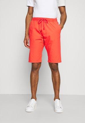 LIGHTWEIGHT - Shorts - plain red