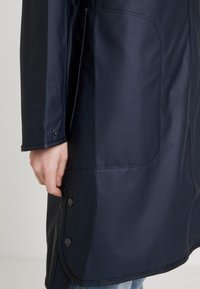 Ilse Jacobsen - TRUE RAINCOAT - Parkatakki - dark indigo - 6