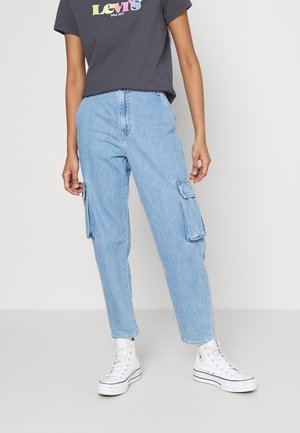 Cargo trousers - stay cool