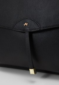 Anna Field - LEATHER - Batoh - black - 4