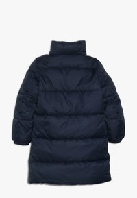 Tommy Hilfiger - RECYCLED EXTRA LONG PUFFER - Winter coat - blue - 2