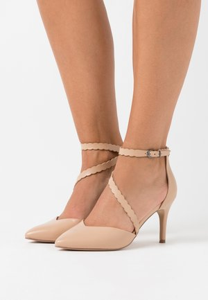 CINDERS - High heels - beige