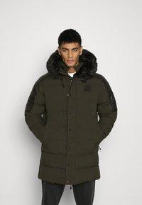 Kings Will Dream - HUNTON PUFFER  - Winter coat - khaki - 0