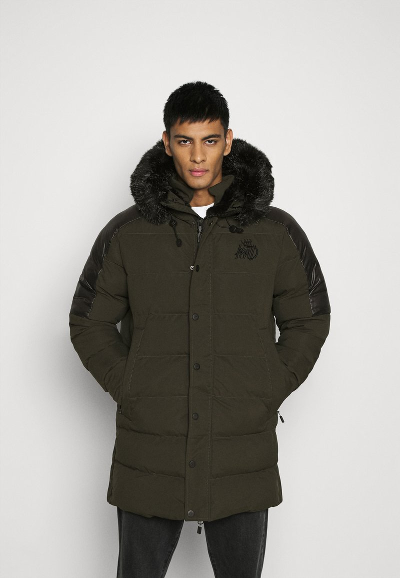 Kings Will Dream - HUNTON PUFFER  - Winterjas - khaki