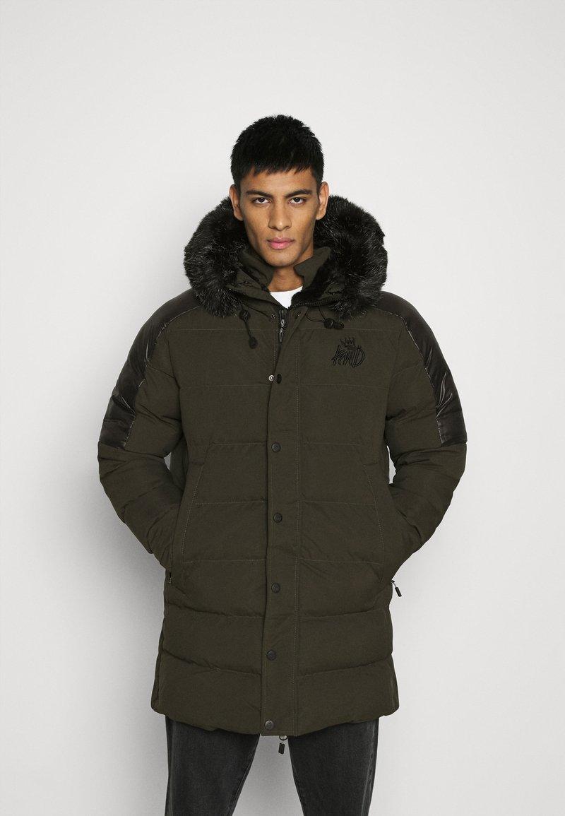 Kings Will Dream - HUNTON PUFFER  - Winter coat - khaki