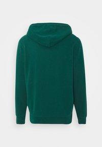 Levi's® - NEW ORIGINAL ZIP UP - Zip-up sweatshirt - greens - 1