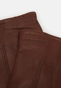 J.LINDEBERG - MILO GLOVE - Rukavice - dark brown - 3