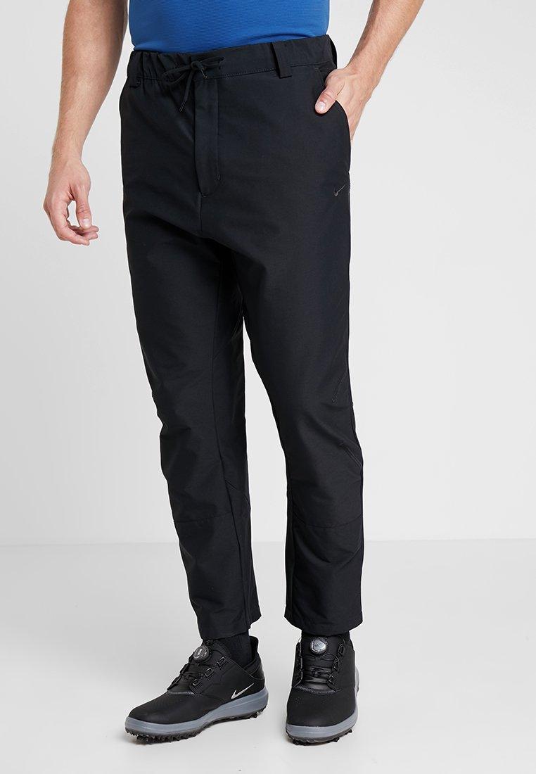 Nike Golf - FLEX PANT NOVELTY - Trousers - black