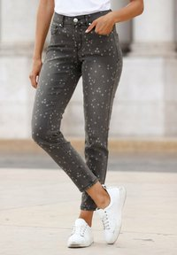 Laura Kent - Slim fit jeans - black - 2