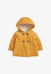 Next - Zimní kabát - yellow - 0