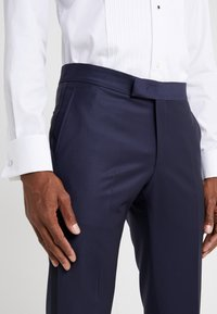KARL LAGERFELD - SUIT TIGHT - Traje - dark blue - 6