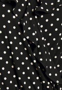 Lauren Ralph Lauren - Long sleeved top - black/white - 2