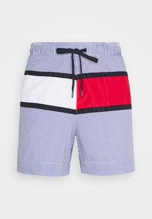 BEACH CLUB MEDIUM DRAWSTRING - Swimming shorts - blue