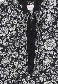See by Chloé - Denní šaty - black/white - 2