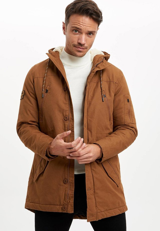Parka - brown