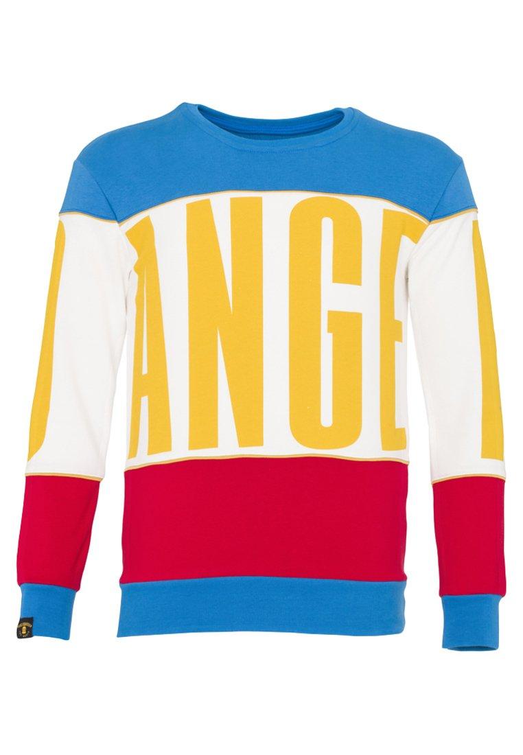 PLUS EIGHTEEN Sweatshirt - blue