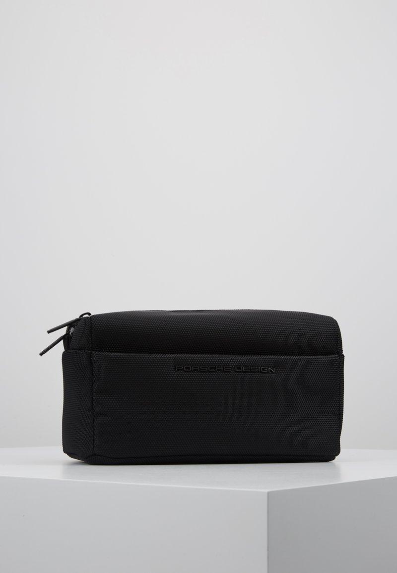 Porsche Design - ROADSTER WASHBAG - Wash bag - black