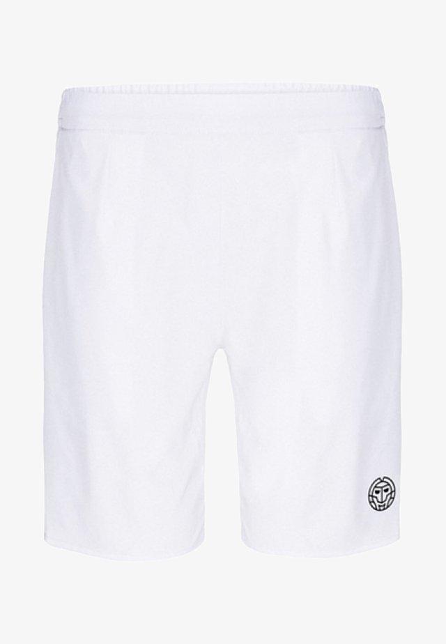 Pantalón corto de deporte - white