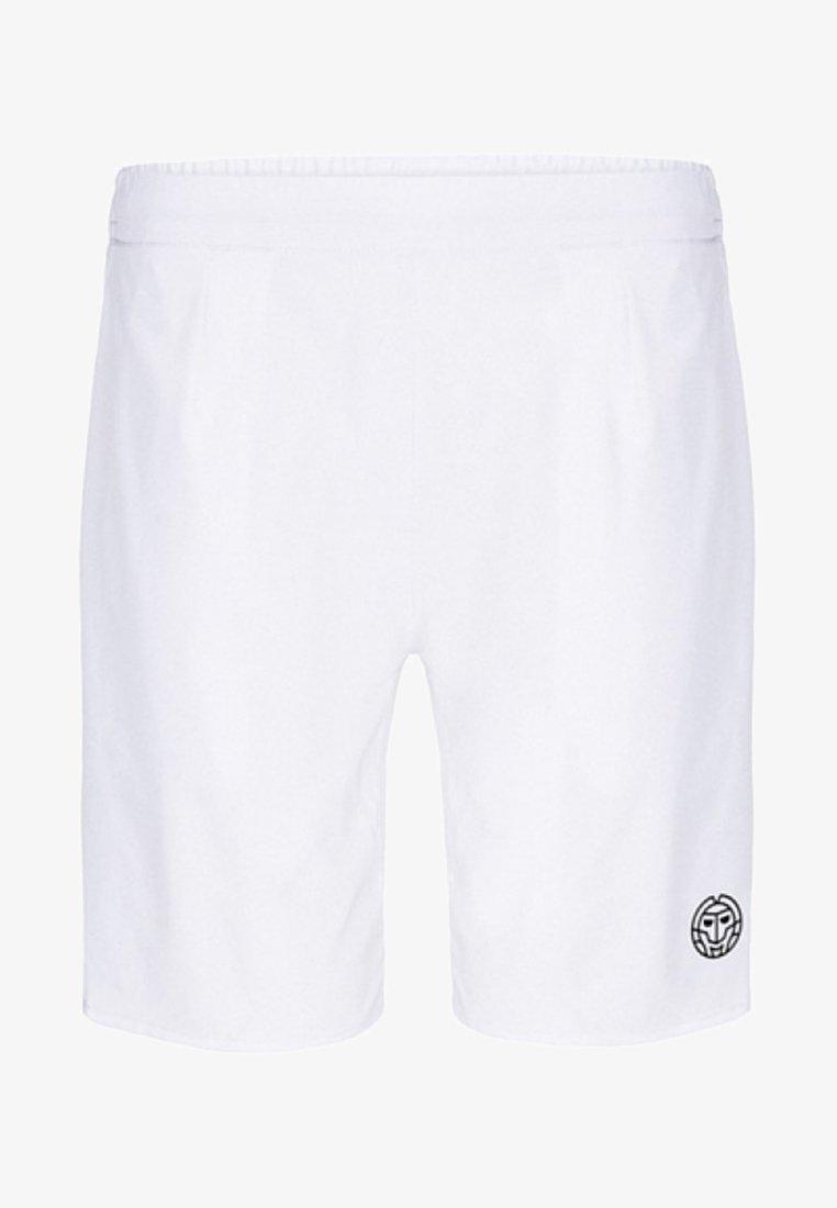 BIDI BADU - HENRY  - Sportovní kraťasy - white