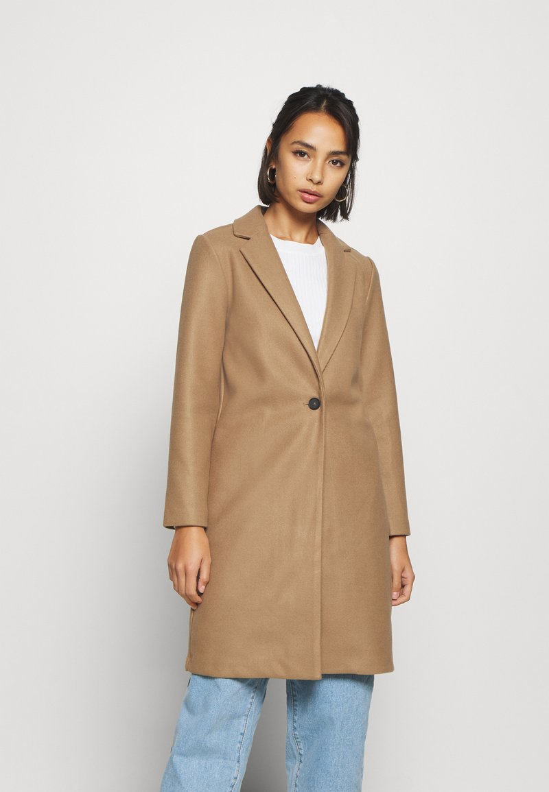 ONLY Petite - ONLAGNES COAT - Cappotto classico - toasted coconut