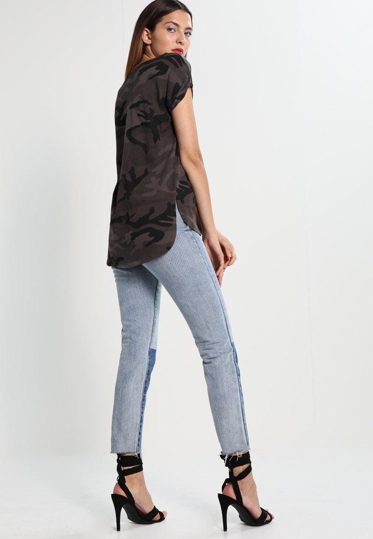Damen CAMO  - T-Shirt print