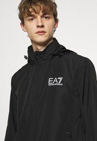 EA7 Emporio Armani - GIUBBOTTO - Windbreaker - black - 3