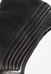 Lola Cruz - High heeled ankle boots - black - 2