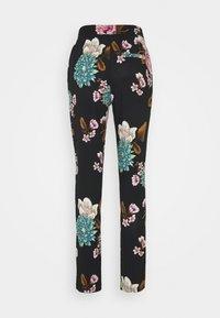 ONLY Tall - ONLNOVA LIFE PANT - Trousers - black - 1