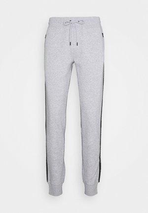 JJIWILL JJTRAIN PANT - Teplákové kalhoty - light grey melange
