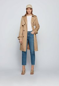 BOSS - CONRY - Trench - beige - 1