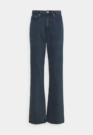 ROWE - Straight leg jeans - river black
