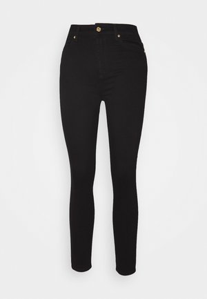 AUBREY ILLUSION FAME - Jeans Skinny Fit - black