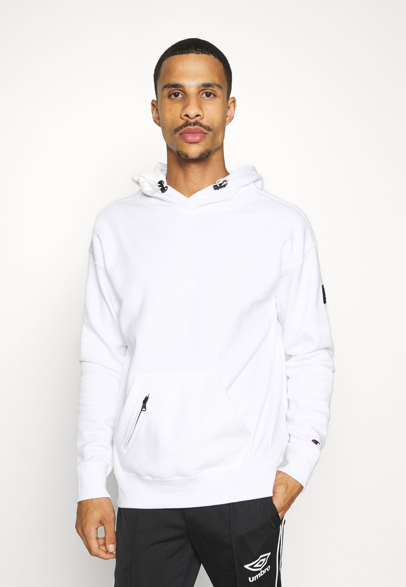 Champion - LEGACY CONTEMPORARY MODERN HOODED - Luvtröja - white