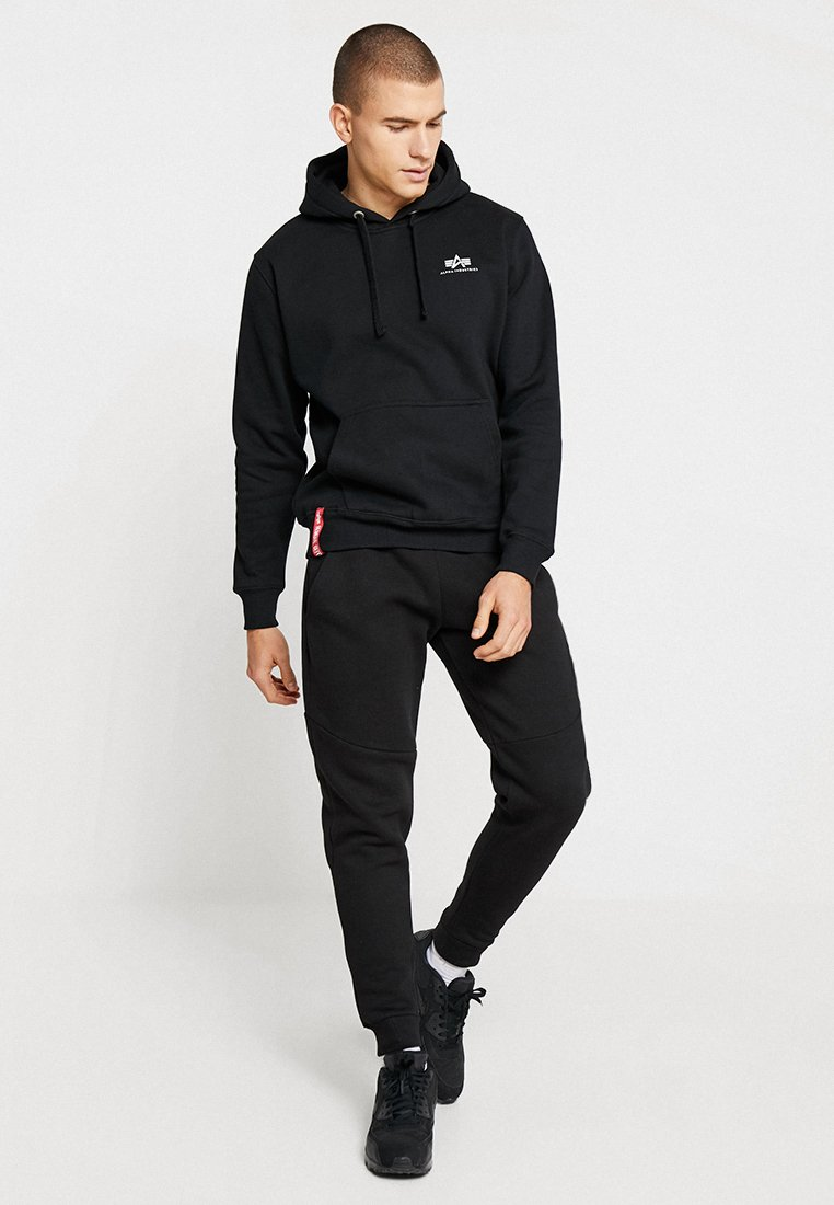 Alpha Industries 196318 - Hoodie Black