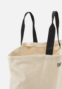 KARL LAGERFELD - EXCLUSIVE SIGNITURE - Tote bag - off-white - 3