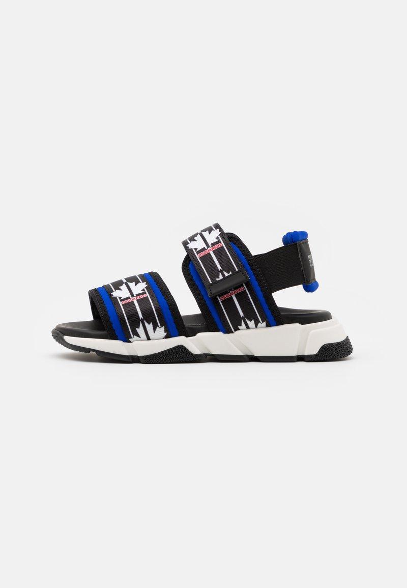Dsquared2 - UNISEX - Sandals - black/blue