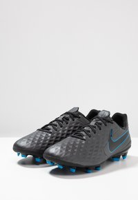Nike Performance - TIEMPO LEGEND 8 ACADEMY FG/MG - Moulded stud football boots - black/blue hero - 2
