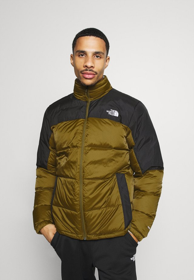 DIABLO JACKET  - Daunenjacke - fir green/black