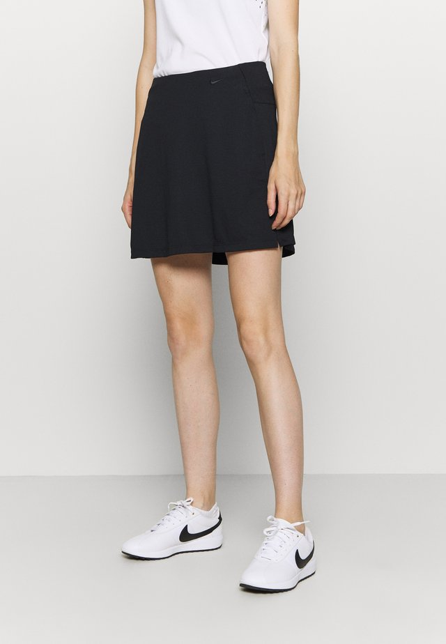 DRY VICTORY SKIRT SOLID - Sports skirt - black