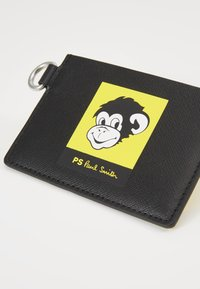 PS Paul Smith - EXCLUSIVE MONKEY CARD WALLET - Geldbörse - black - 2