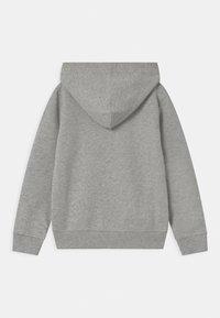 Calvin Klein Jeans - MONOGRAM HOODIE UNISEX - Hoodie - grey - 1