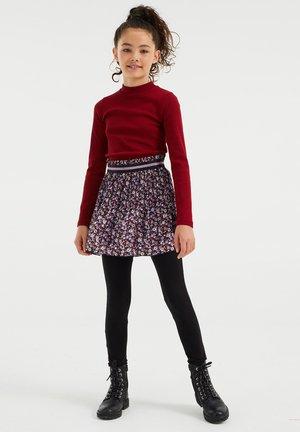 Áčková sukně - purple