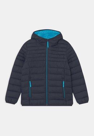 BOY FIX HOOD - Veste d'hiver - azzurro