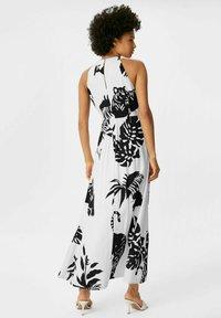 C&A Premium - Jupe - Maxi dress - white / black - 1